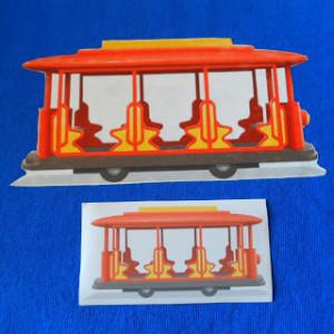 Daniel Tiger's Trolley PJs