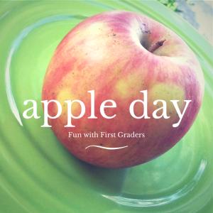 Happy Apple Day!