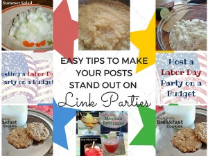 Make Your Links Shine at a Link Party