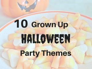 10 Fun Grown-Up Halloween Party Ideas