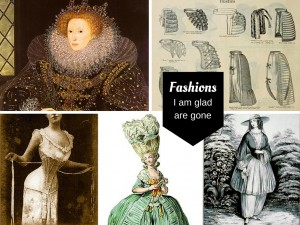 Fashions I Am Glad Are Gone and Friday Frivolity Linky Party
