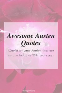 Awesome Jane Austen Quotes Still Relevant Today