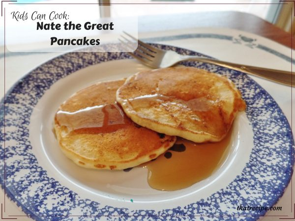 Nate the Great Pancakes(6)