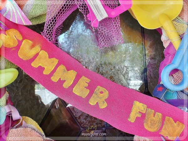 summer fun wreath(2)