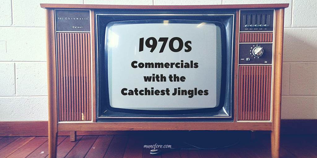 1970s TV Commercials with the Catchiest Jingles plus Friday Frivolity