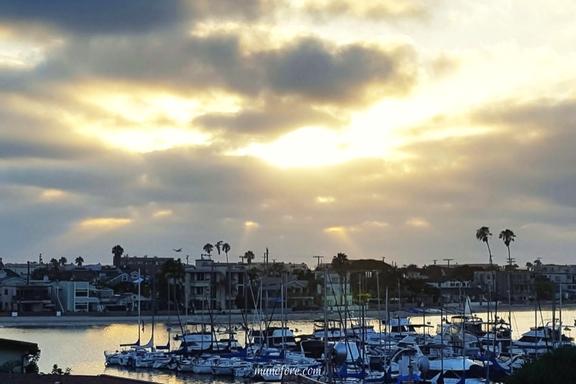 Photos of Mission Beach and Bahia Resort Hotel in San Diego, California. san diego travel. beach photography.