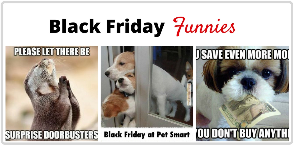 Forget shopping! Enjoy these fun Black Friday memes instead