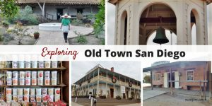 Old Town San Diego has plenty to offer visitors with museums, shops, restaurants and even potential ghost sightings.
