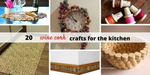 20 Creative and Useful Wine Cork Crafts for Your Kitchen