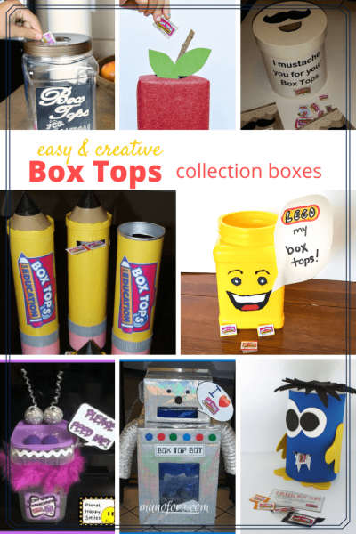 creative box tops collection boxes