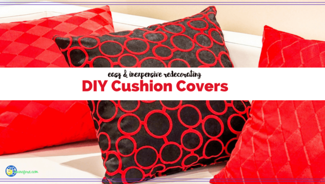 Decorate for Every Season with these 6 Easy DIY Cushion Covers