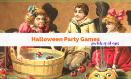 Fun and Frugal Halloween Games for Kids from 3 to 93!