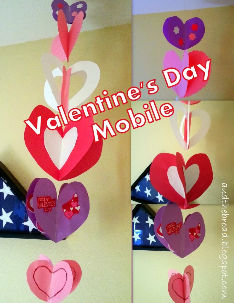 Valentines Day Mobile
